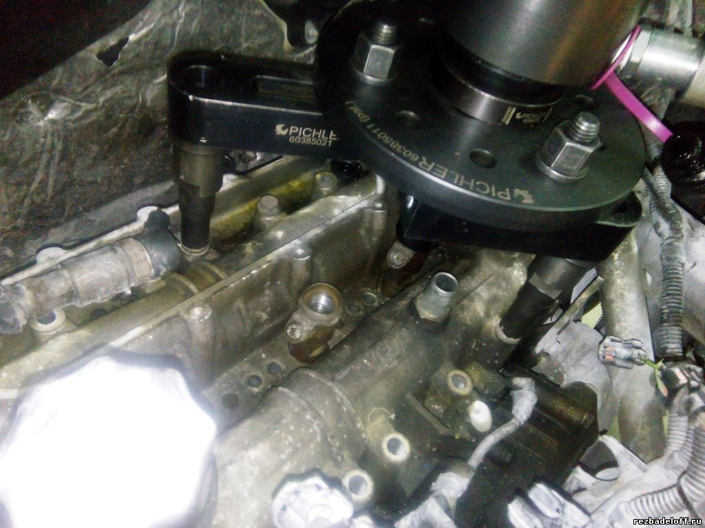 гидравлический съемник пихлер