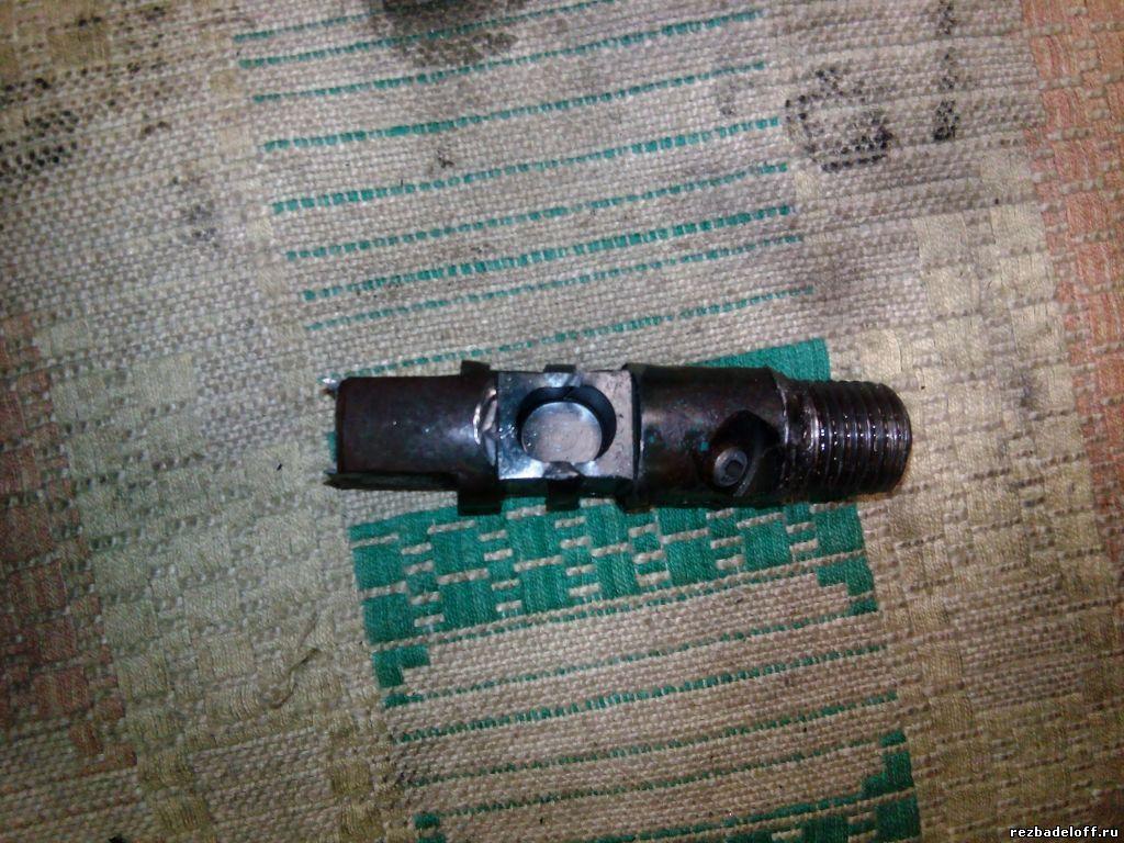 дизельная форсунка оборвалась в головке блока при демонтаже