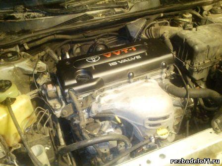 двигатель тойота камри
