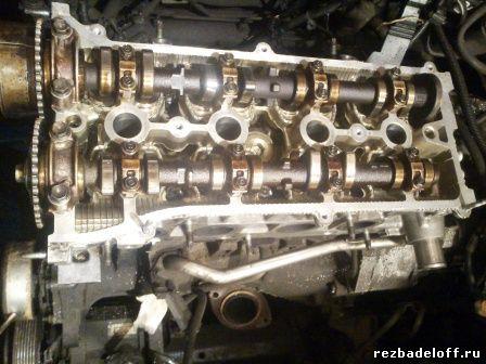 сборка двигателя тойота камри
