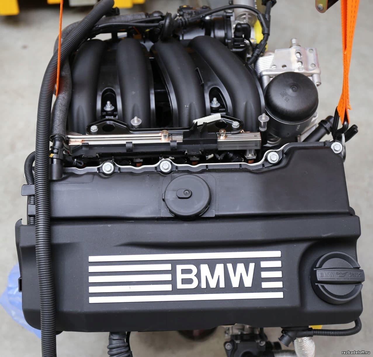 Ремонт резьбы в блоке цилиндров автомобиля бмв с двигателем n46 под родные болты крепления.